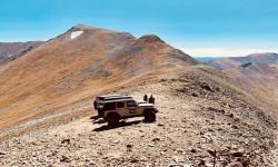 Jeep Tours Colorado Native Jeeps 13530 Feet