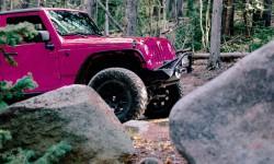 Jeep Tour Colorado Native Jeeps Pink Jeep
