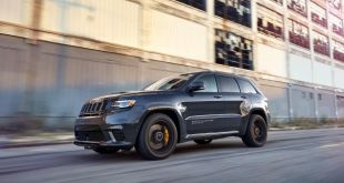 2018 Jeep Grand Cherokee SRT8 Hellcat front
