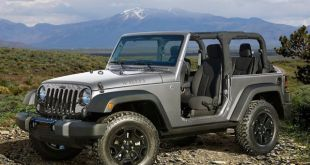 2018 Jeep Wrangler front
