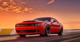 2019 Dodge Challenger SRT Demon