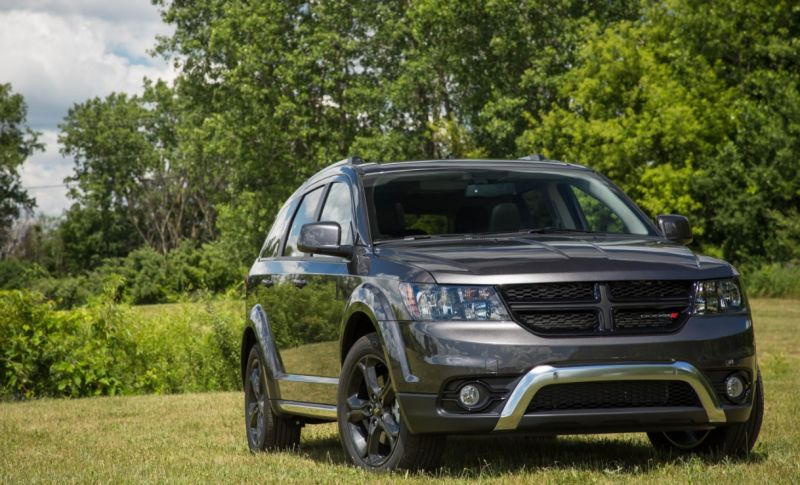 2019 Dodge Journey Redesign, Images