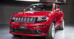 2019 Jeep Grand Cherokee SRT front