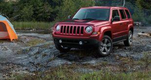 2019 Jeep Patriot