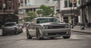 2019 Dodge Challenger front