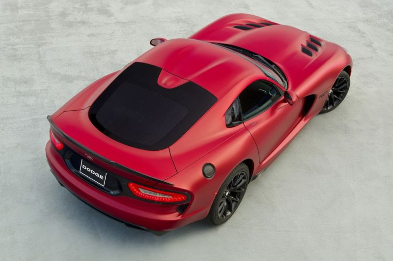 2019 Dodge Viper Top Speed, GT, GTS, ACR models