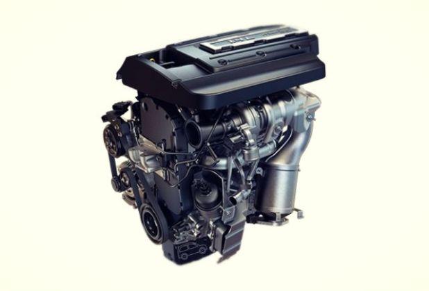2020 Jeep Renegade engine