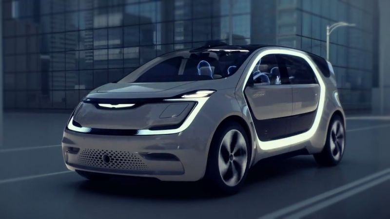 2019 Chrysler Portal is the new all-electric MiniVan