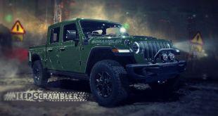 2020 Jeep Scrambler