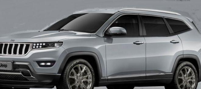 2020 jeep grand wagoneer trackhawk spied testing jeep trend. Black Bedroom Furniture Sets. Home Design Ideas