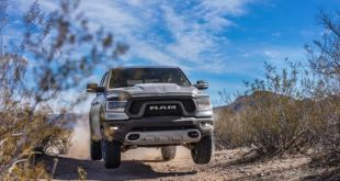 2019 Ram 1500 Rebel front