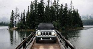 2020 Jeep Patriot front