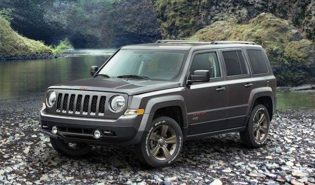 2020 Jeep Patriot