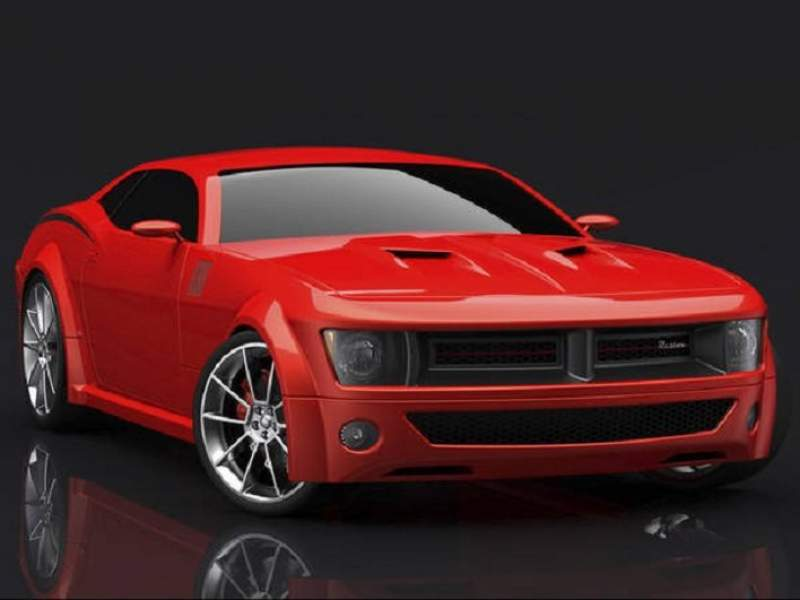 2020 Dodge Barracuda - Cuda SRT True American Muscle Car Comeback