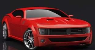 2020 Dodge Barracuda front