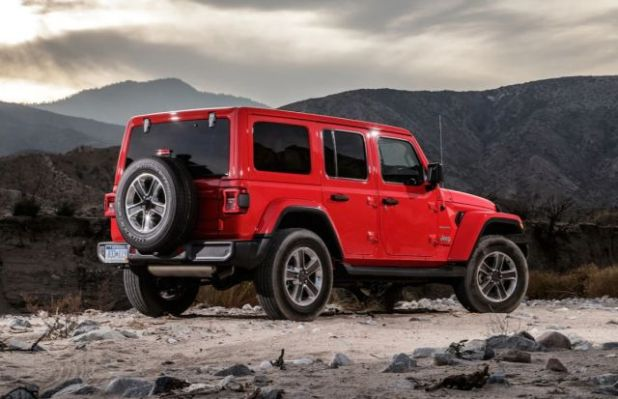 2020 jeep wrangler phev off-road hybrid - jeep trend