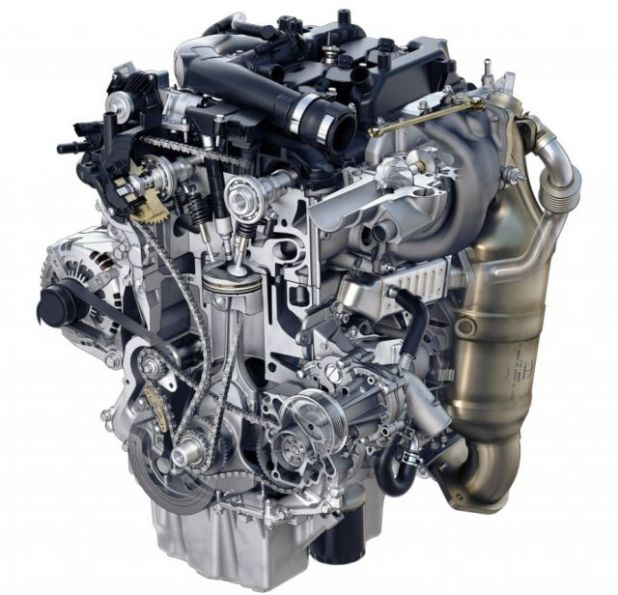 2020 Jeep Wrangler Hybrid engine