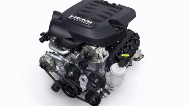 2020 Ram HD engine