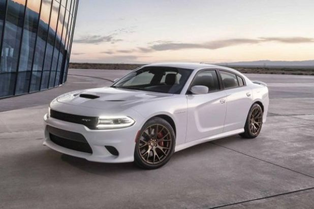 2021 Dodge Charger front