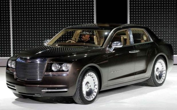 2020 Chrysler Imperial front