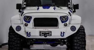 2020 Jeep Wrangler Stormtrooper front