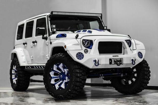 2020 Jeep Wrangler Stormtrooper