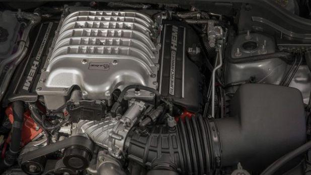 2021 Jeep Grand Cherokee engine