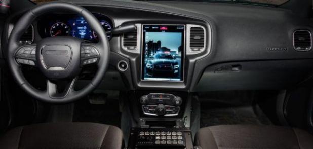 2020 Chrysler Valiant Charger interior