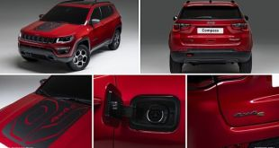 2020 Jeep Compass PHEV