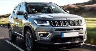 2020 Jeep Compass Turbo