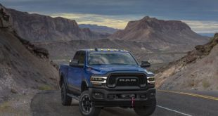 2020 Ram 2500 Power Wagon front