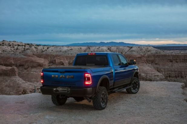 2020 Ram 2500 Power Wagon rear