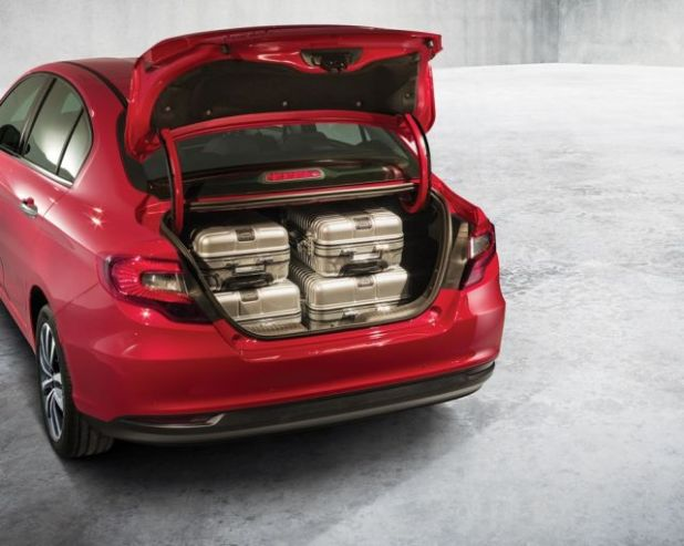 2020 Dodge Neon rear trunk