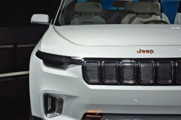 2020 Jeep Yuntu