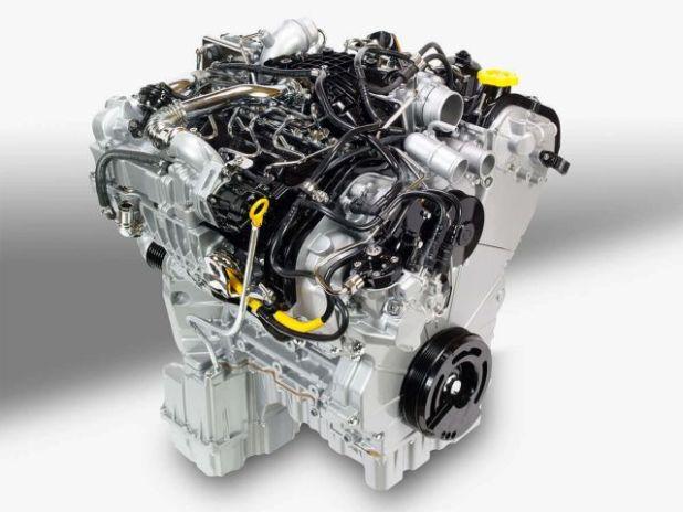 2020 Ram 1500 Diesel engine