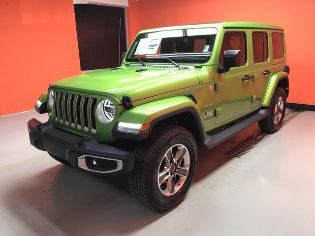 Jeep Wrangler Towing Capacity >> 2020 Jeep Wrangler Sahara Review, Unlimited - Jeep Trend