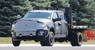 2020 Ram 5500 front