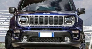 2021 Jeep Renegade front