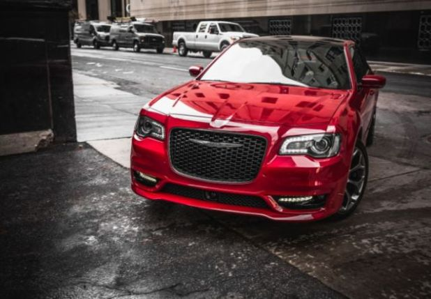 2021 Chrysler 300 front