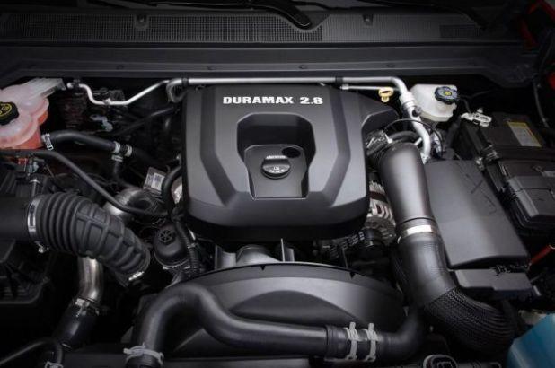 2021 Ram Dakota engine