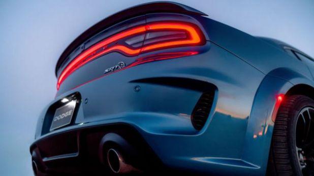 2020 Dodge Charger Widebody exterior