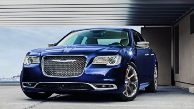 2021 Chrysler 300c exterior