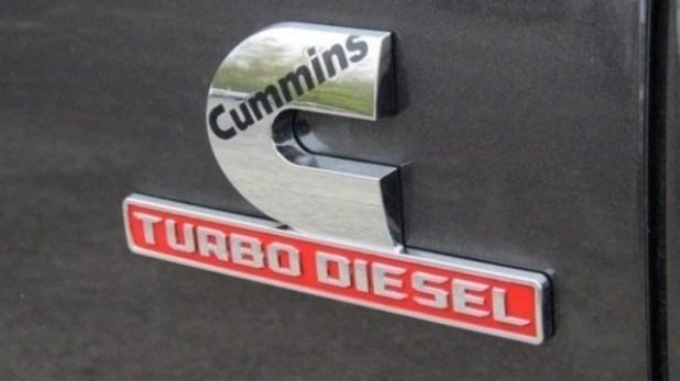2021 RAM 2500 Tradesman diesel