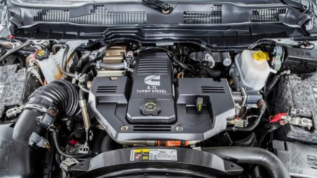 2021 Ram HD diesel