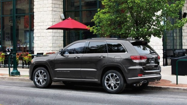 2022 Jeep Grand Cherokee facelift