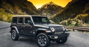2021 Jeep Wrangler Unlimited facelift