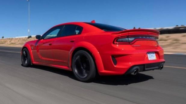 2022 Dodge Charger SRT Hellcat