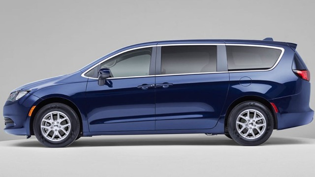 2021 Chrysler Voyager – Budget Friendly Version of ...