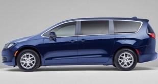 2021 Chrysler Voyager exterior