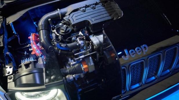 2022 Jeep Renegade PHEV specs
